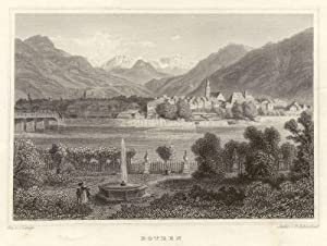 Botzen. Gez. v. J. Lange - Stahlst. v. Fr. Hablitscheck: Bozen