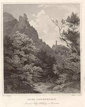 Burg Hoheneppan. Druck & Verlag v. G. G. Lange in Darmstadt.: Eppan