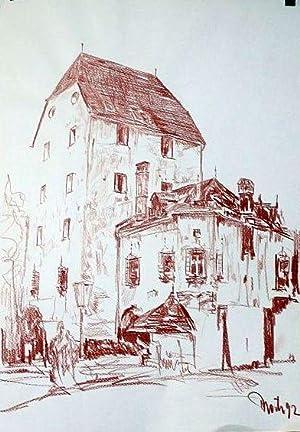Schloss Schönwörth): Schönwörth b. Kirchbichl -