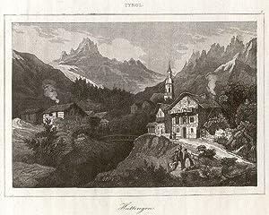 Hattingen. Tyrol. #2: H�tting -