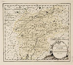 Die gefürstete Grafschaft Tirol in der ämtlichen Sprache Oberöstreich Nro. 145.: ...