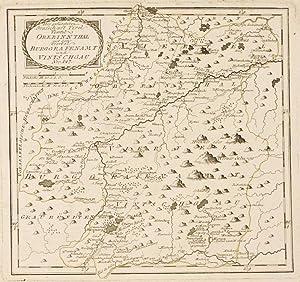 Der gefürsteten Grafschaft Tirol Viertel Oberinnthal mit dem Viertel Burggrafenamt und ...