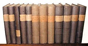 Zeitschrift für Bildende Kunst. Mit dem Beiblatt Kunst-Chronik. [ Bände 1-3, 5 - 6, 8 - ...