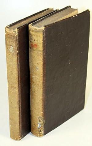 Der neue Amadis. Ein comisches Gedicht in achtzehn Gesängen. 1- 2.: Wieland, C(hristoph) M(...