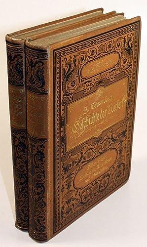 Das Neue Buch der Reisen und Entdeckungen. 1. Bd.: Geschichte der Geographischen Entdeckungsreisen ...