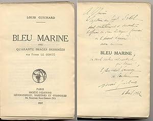 Bleu Marine.: Guichard, Louis