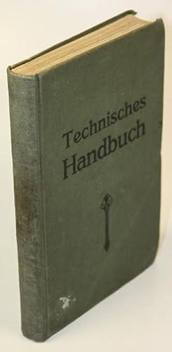 Technisches Handbuch für Beamte und Angestellte des Verkehrsdienstes.: Pfrunder, Carl