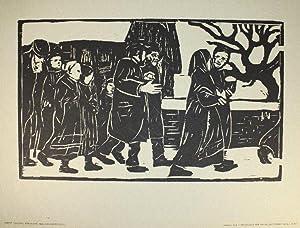 Kirchgang.: Haueisen, Albert (1872-1954) -