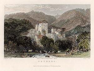 Neuberg. Johanna v. Isser Geb. Grossrubatscher's Skizzen. - London: Black & Armstrong: ...
