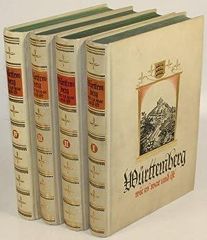 Württemberg - wie es war und ist. Geschildert in einer Reihe von vaterländischen Erz&auml...