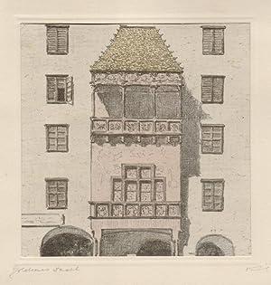 Goldenes Dachl.: Friedrich Koziol