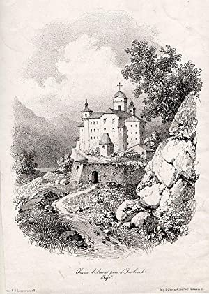 Château d'Amras près d'Innsbruck. (Tyrol.): Ambras -