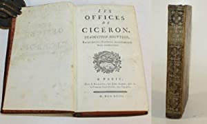 Les office de Cicéron.: Cicero -
