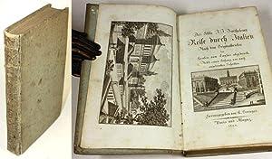Des Abbe J. J. Barthelemy Reise durch Italien. Nach dem Originalbriefen des Grafen von Caylus ...