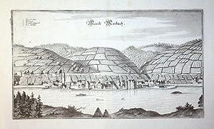 Marckt Marbach.: Marbach an der Donau -