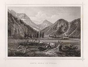Alpe Gern in Tyrol.: Pertisau -