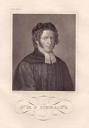 Dr. M. F. Schmaltz.: Theologie -