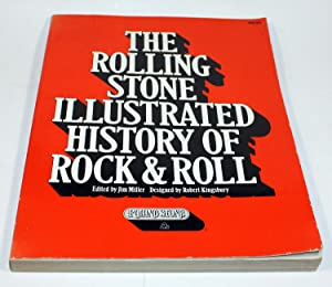 The Rolling Stone Illustrated History of Rock: Miller, Jim (Hg.)