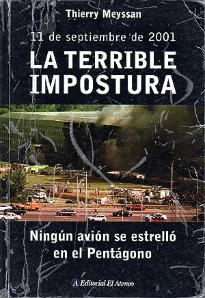 LA TERRIBLE IMPOSTURA: THIERRY MEYSSAN