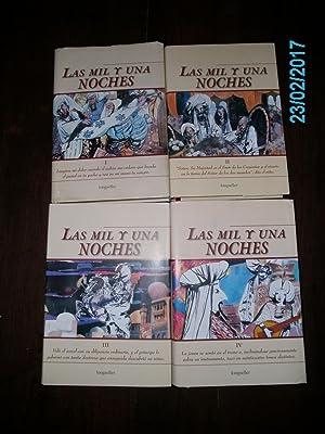 LAS MIL Y UNA NOCHES (4 Tomos): ANONIMO