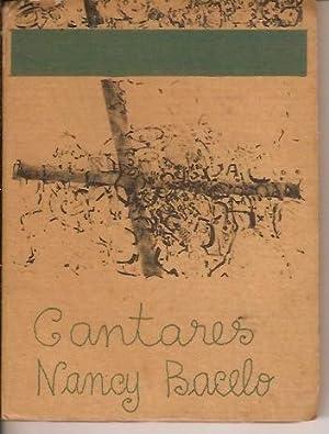 CANTARES (Poesía): NANCY BACELO