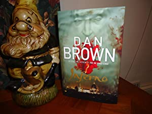 INFERNO+++SIGNED+++ROBERT LANGDON IS BACK+++FIRST EDITION FIRST PRINT+++: DAN BROWN (SIGNED)