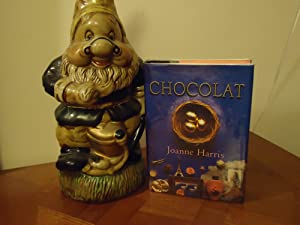 CHOCOLAT+++A SUPERB SIGNED UK HARDBACK+++FIRST EDITION FIRST: JOANNE HARRIS (SIGNED)
