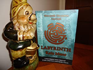 LABYRINTH+++SIGNED+++USA UNCORRECTED PROOF COPY+++FIRST EDITION FIRST PRINT+++: KATE MOSSE (SIGNED)