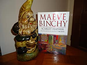 SCARLET FEATHER+++SIGNED+++FIRST EDITION FIRST PRINT+++: MAEVE BINCHY (SIGNED)