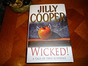 WICKED+++SIGNED+++FIRST EDITION FIRST PRINT+++: JILLY COOPER (SIGNED)