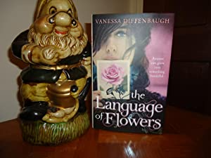 THE LANGUAGE OF FLOWERS+++SIGNED+++FIRST EDITION FIRST PRINT+++: VANESSA DIFFENBAUGH (SIGNED)