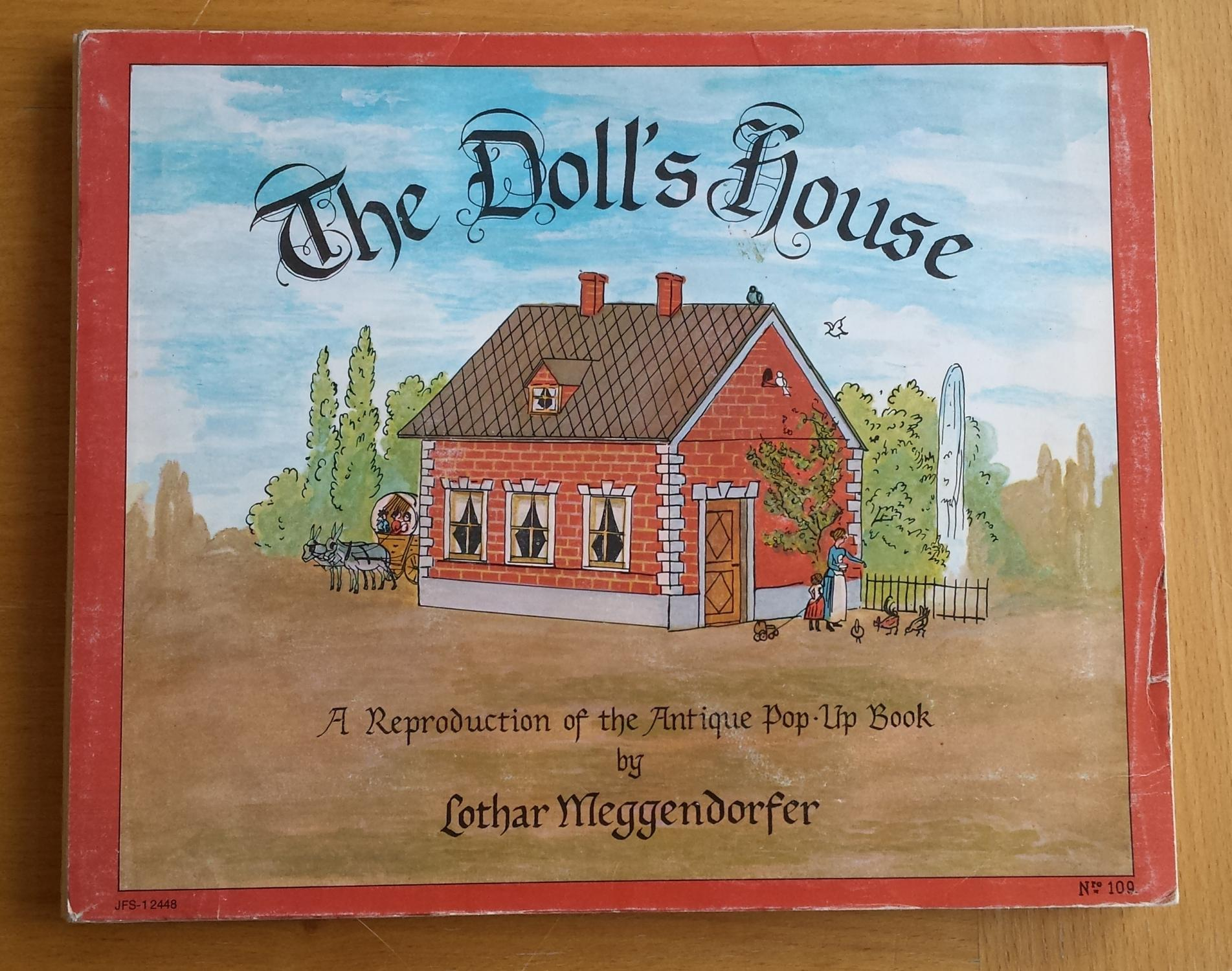 The Doll\'s House by Lothar Meggendorfer: Kestrel Books, London ...