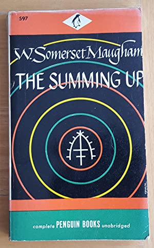The Summing Up: Somerset Maugham