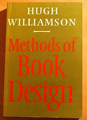 Methods Of Book Design: Hugh Williamson