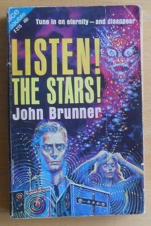 Listen ! The Stars !, The Rebellers: John Brunner, Jane
