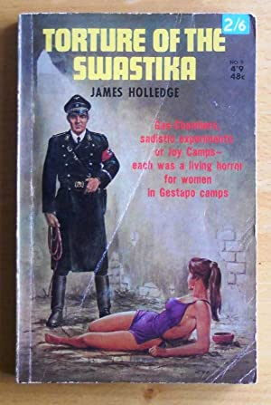 Torture Of The Swastika: James Holledge