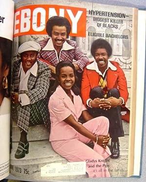 Ebony (Jan.-June 1973): Ebony Magazine