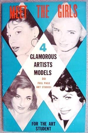 Meet the Girls, 4 Glamorous Artists Models, for the Art Student