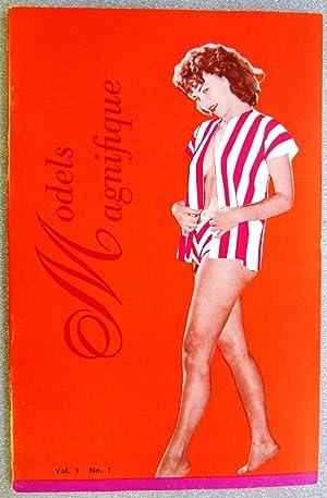 Models Magnifique, Vol. 1, No. 1