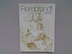 Rembrandt. Dessins: HAAK Bob