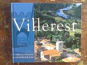 Villerest - 25 000 ans d'histoire, sur: ROCHER Jean-Luc