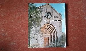 Itinéraires romans en Provence: BARRUOL Guy -