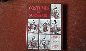 Costumes de Normandie - Costumes des départements: LANTE Louis-Marie