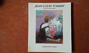 Jean-Louis Forain - Les années impressionnistes: VALDES-FORAIN Florence