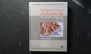 The Ancient Port of Arikamedu - New excavations and Researches 1989-1992 - Volume 1