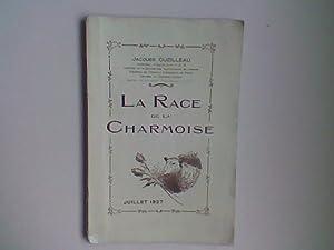La Race de la Charmoise. Thèse agricole: OUZILLEAU Jacques