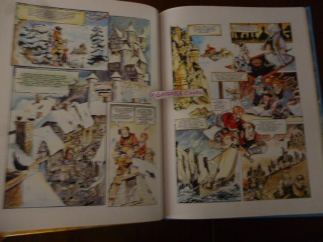 L Frank Baums The Life And Adventures Of Santa Claus By Ploog