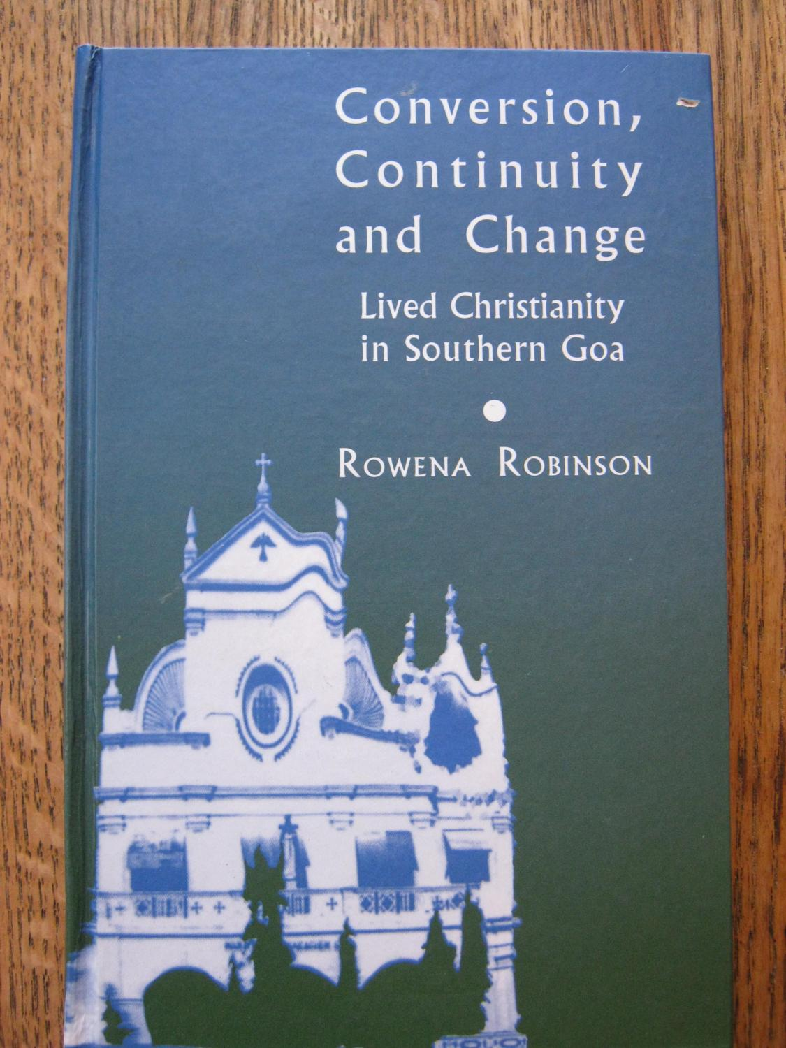 change in continuity for christianity