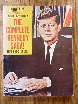 The Complete Kennedy Saga!: Matthews, Jim (Publisher);