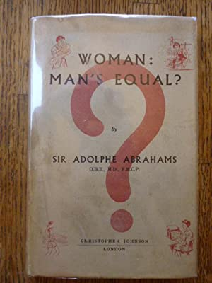 Woman: Man's Equal?